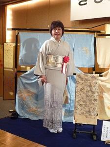 井出桂子さん